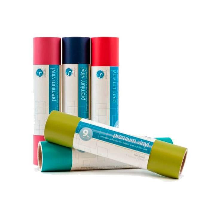 Vinilo Premium 22,9cm X 3m Azul